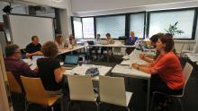 3rd Transnational Project Meeting in Berlin, Humboldt-Universität zu Berlin